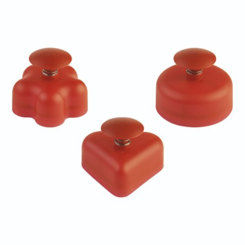 Kuhn Rikon Pocket Makers, Red, Set of 3
