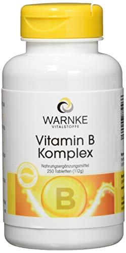 VITAMIN B Komplex Tabletten 250 St