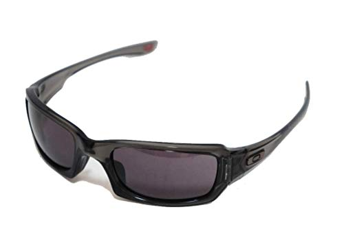Oakley Fives Squared Brille Grey Smoke/warm Grey 2021 Fahrradbrille
