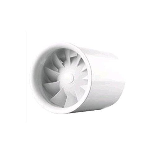 Inline Ventilator Silent Quietline 100 / 125 / 150 mm Grow Lüfter - sehr leise (125mm Durchmesser mit 197 m³/h bei 32 dBA)