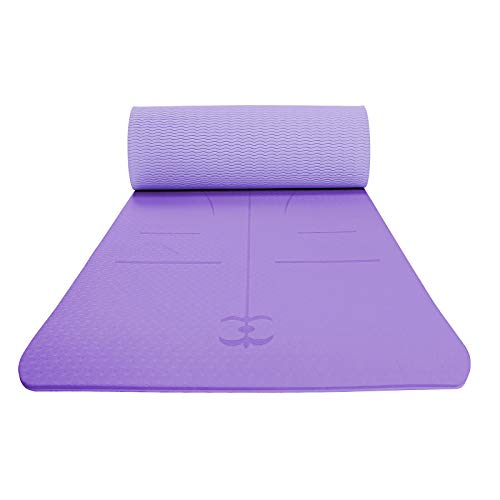 AXD Yoga Mat Fitness Mat Eco Friendly Material TPE Certified Ingredients Specifications 72
