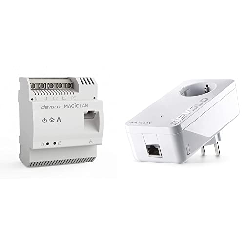devolo Powerline Adapter Magic 2 LAN...