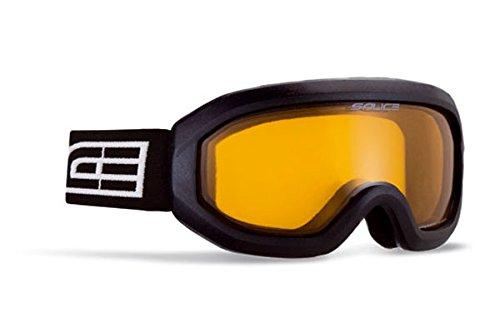 Salice 992DA Skibrille SR, in Multipla Box 12 Stück schwarz Unisex Erwachsene Einheitsgröße