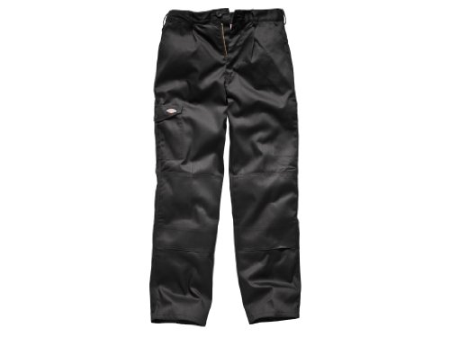 Dickies Redhawk Super werkbroek, Cargo 48 Tall zwart.