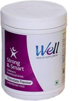 Modicare Well Strong & Smart (Chocolate Flavour) 200g
