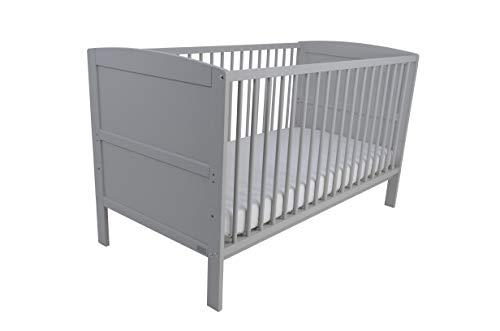 East Coast Nursery Hudson Lit de bébé Gris