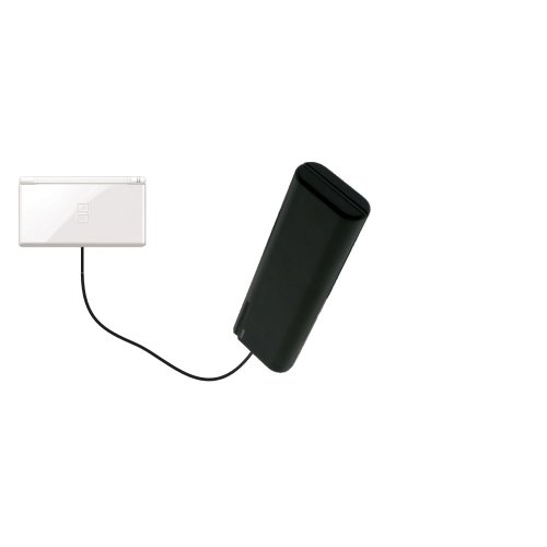 Gomadic Portable Emergency AA Battery Charger Extender Suitable for The Nintendo DS Lite/DSLite Brand TipExchange Technology