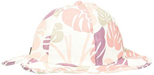 Melton Baby-Mädchen Sonnenhut mit schmaler Krempe UV30+, Summer Girl Kappe, Mehrfarbig (Blush Rose 503), 47