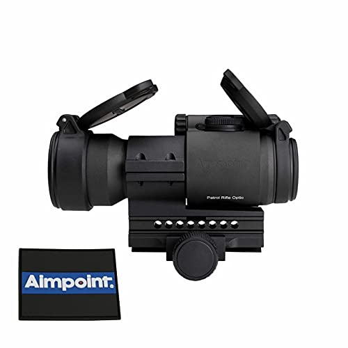 Aimpoint PRO Red Dot Reflex Sight 2 MOA with Mount, Thin...