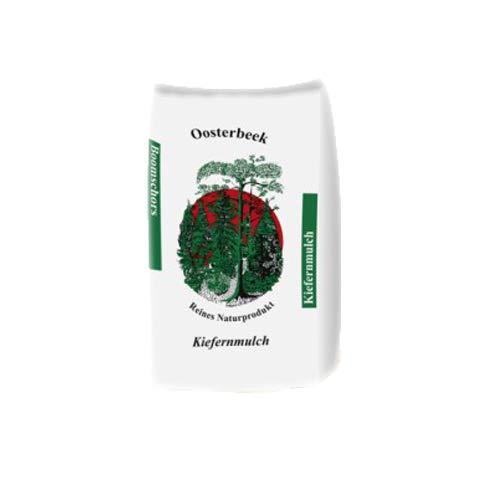 Oosterbeek Kiefernmulch 0-20 mm 70 l - Garten-Mulch zum Schutz & dekorativen Gestaltung