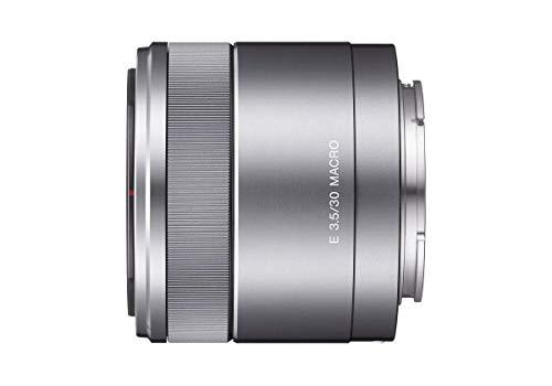 Sony SEL-30M35 Obiettivo Macro a Focale Fissa 30 mm F3.5, Mirrorless APS-C, Attacco E, SEL30M35