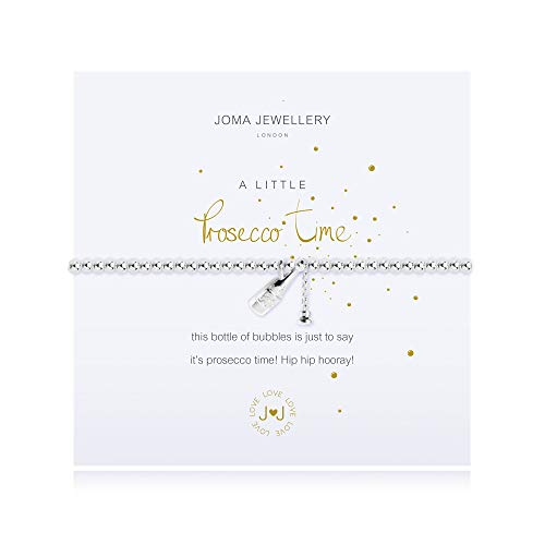 Joma Jewellery Armband 'A Little Prosecco Time'