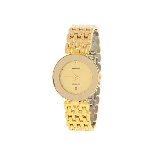 Rado Florence Damen-Armbanduhr 23mm Saphirglas Batterie R48745263