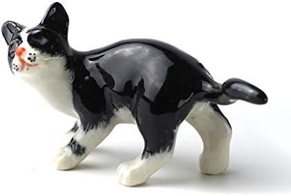 Ceramic cat figurines _image2