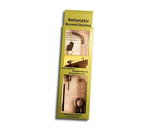 Schallplatten Metall Reinigungsarm Protected