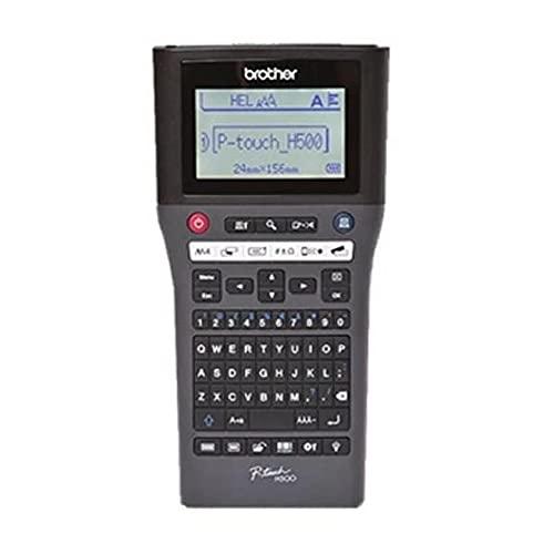 Brother PTH500 - Rotuladora electrónica portátil Profesional (conexión PC)