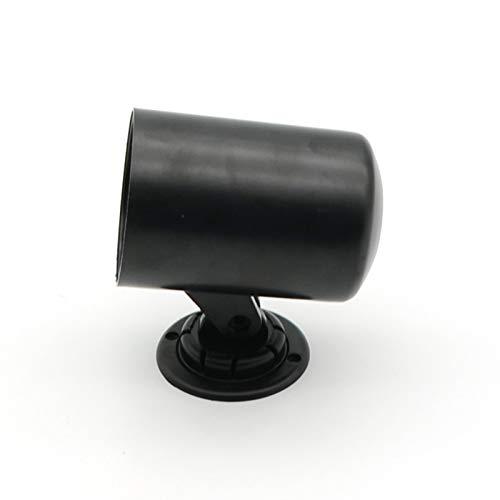 WangQianNan Alta precisión 2'52mm LED Aumento de automóvil/TEMPA DE Agua/Tempera DE Aceite/PRESIÓN DE Aceite/TACÓMETRO/VOLTO/Metro DE CALGO DE VACÍO + PODERS Fácil de Instalar