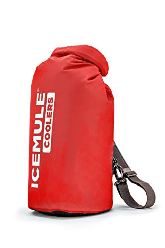 IceMule Classic Insulated Backpack Cooler Bag- Hands-Free, Collapsible, Waterproof Soft Sided Cooler- This Highly Portable Cooler is an Ideal Sling Backpack for Hiking, The Beach, Fishing and Camping