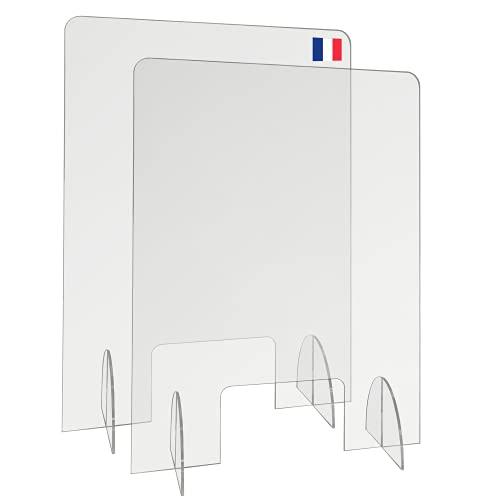 Transparente Plexiglasplatte für...