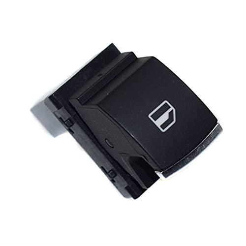 MYlnb Interruptor de elevalunas eléctrico Principal, para VW Jetta Golf MK5 Passat CC TIGUAN 5ND959855
