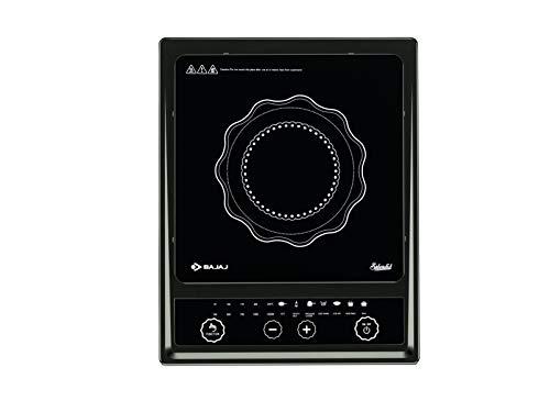 Bajaj Splendid 1200-Watt Induction Cooker (Black)