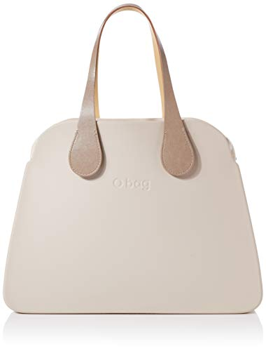 O bag Reverse, Borsa da donna, Sabbia, Unica
