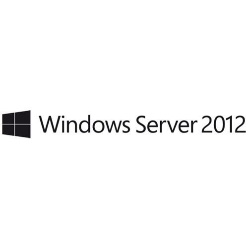 Microsoft Windows Server 2012 Datacenter ROK - BIOS Locked - HP Server Only [import anglais]