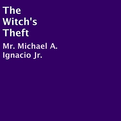The Witch's Theft audiobook cover art