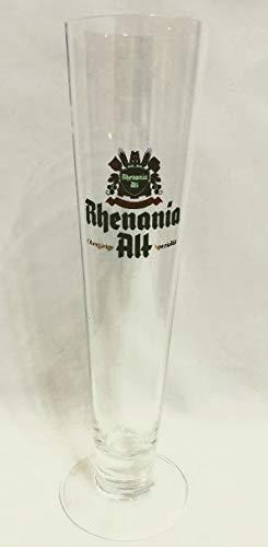 Rhenania Alt 0,3l Glas/Bierglas/Biergläser/Altbiergläser/Bier/Gastro/Bar/Sammler/Sammel / 1 Stück