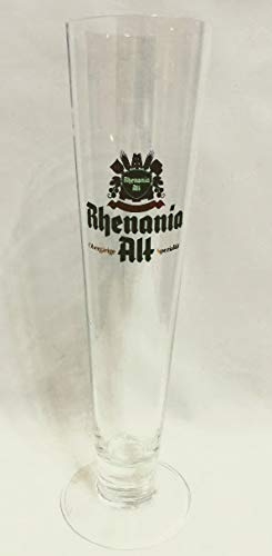 Rhenania Alt 0,3l Glas/Bierglas/Biergläser/Altbiergläser/Bier/Gastro/Bar/Sammler/Sammel / 6er Set