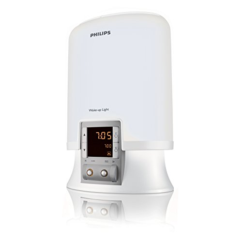 Philips Wake-Up Light Aufwachlicht 75W–Projektor Umwelt (Aufwachlicht, 1000H, 300LUX, 75W, China, 200mm)