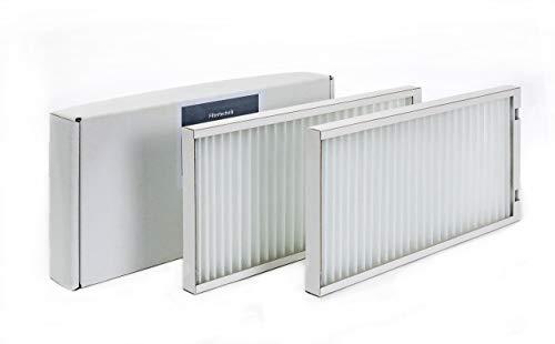 Filtro de repuesto en marco de pl/ástico G4//F7 para Vaillant recoVAIR//VAR 260 360 2 filtros