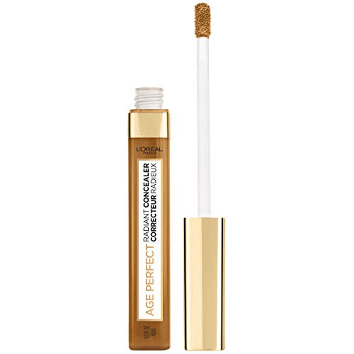 L'Oreal Paris Age Perfect Radiant Concealer with Hydrating Serum and Glycerin, Ivory