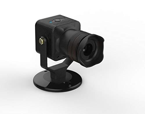 JZXSEE Digitale looking glazen USB-camera draadloze wifi camera 310 g draadloze IP-camera bewaking videobewaking op afstand zonder installatie Smart Home bewaking geschikt voor huis en kantoor