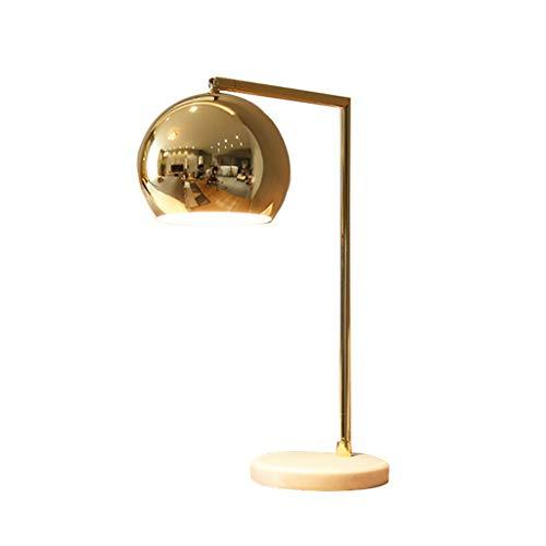 Lampe de bureau Moderne Lampes De Table Salon Décor Dimmable Chambre Lumière De Lecture Tissu Ombre De Fer Creative Design Décoration
