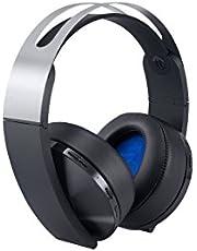 Sony PlayStation Wireless Headset - Platinum Edition