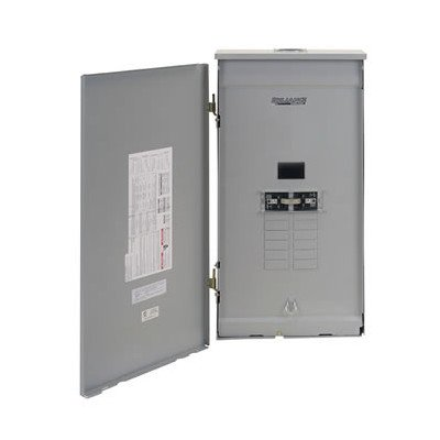 100 amp sub panel - 1