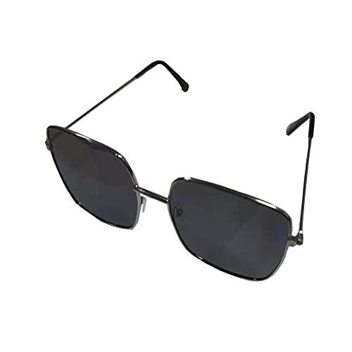 Nothers Zhioudz Gafas de Sol Mujer Polarizadas,de Moda Señora Gafas de Sol,Clásicas Retro Sol,gran Tamaño Gafas de Sol Polarizadas, Protección UV, Para Conducción, Pesca, Viajes