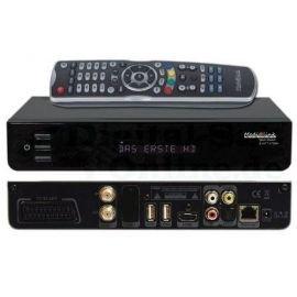Head Medialink Black Panther 1xCX 1xCI PLUS DVB-S2 HD LAN USB