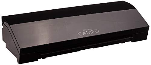 Silhouette SILHOUETTE-CAMEO-3-4T Wireless Cutting Machine – AutoBlade – Dual Carriage, Negro