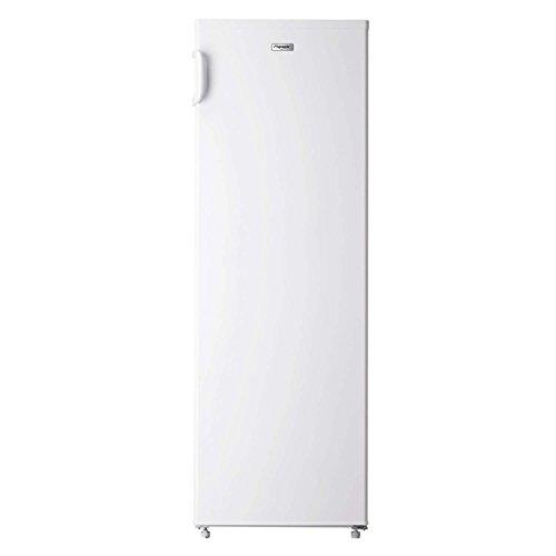 Fridgemaster MTZ55183FF 55cm Wide Frost Free Freestanding Upright Freezer - White