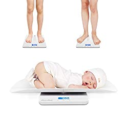 Scale for Babies and Moms