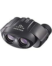 PENTAX 双眼鏡 8×21 UCF R 小型軽量 高級プリズムBak4搭載 マルチコーティング (8倍) フェス ライブ コンサート スポーツ観戦 国内メーカー1年保証 ペンタックス 62209