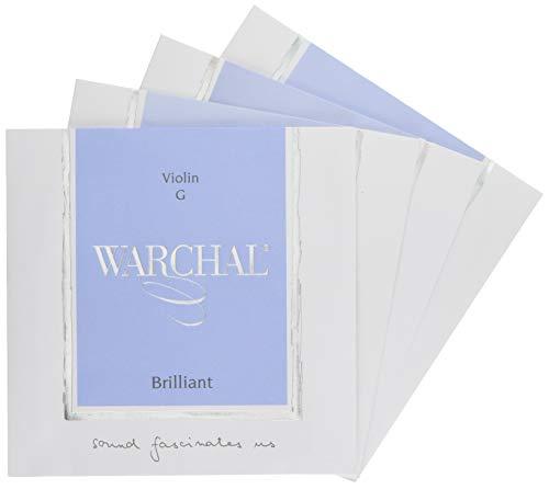 WarchalBrilliantワーシャルブリリアントバイオリン弦セット900HBD-ハイドロナリウムE-ボールエンド【国内正規品】