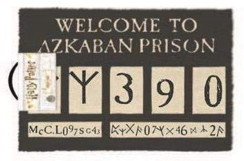 Desconocido Terminal Harry Potter (Welcome To Azkaban) Zerbino Merchandising Ufficiale