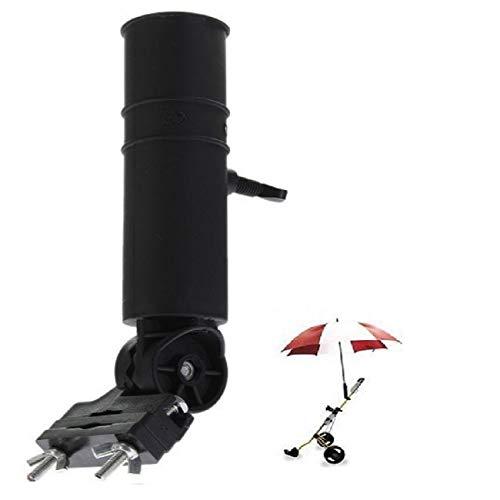 LL-Golf ® Golf Trolley Universal Schirmhalter/Regenschirmhalter/Sonnenschirmhalter/Halterung/Umbrella Holder