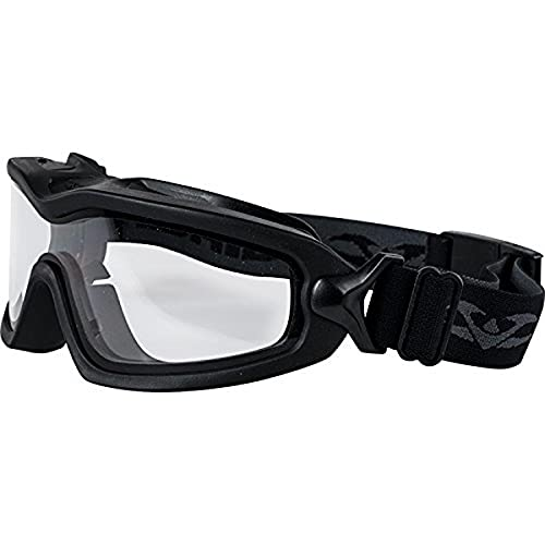 Valken Airsoft Sierra Thermal Lens Goggle-Clear lens,One Size
