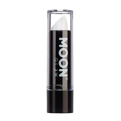 Moon Glow -Neon UV Lippenstift4.5gWeiß–ein spektakulär glühender Effekt bei UV- und Schwarzlicht!
