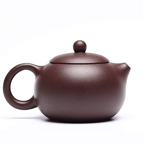 Zisha-Teekanne, Zisha-Teekanne Chinesisches traditionelles Kung Fu-Teeset Oolong-Tee, Longjing-Tee, Schwarztee, Bambusform HAODAMAI