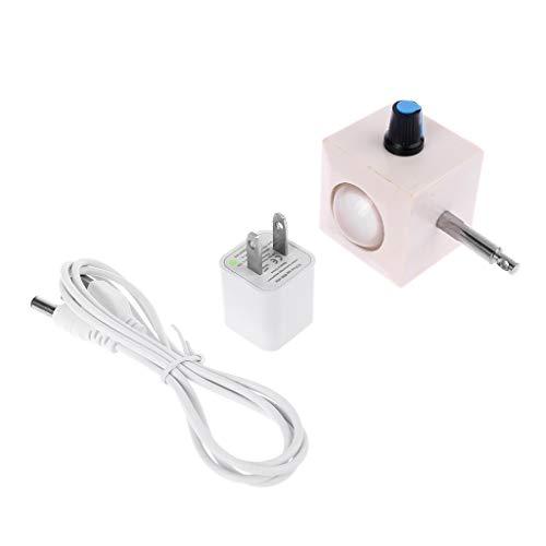guangzhou Cantón USB Blanco Luz Led Iluminación Inferior Microscopio biológico Fuente de...